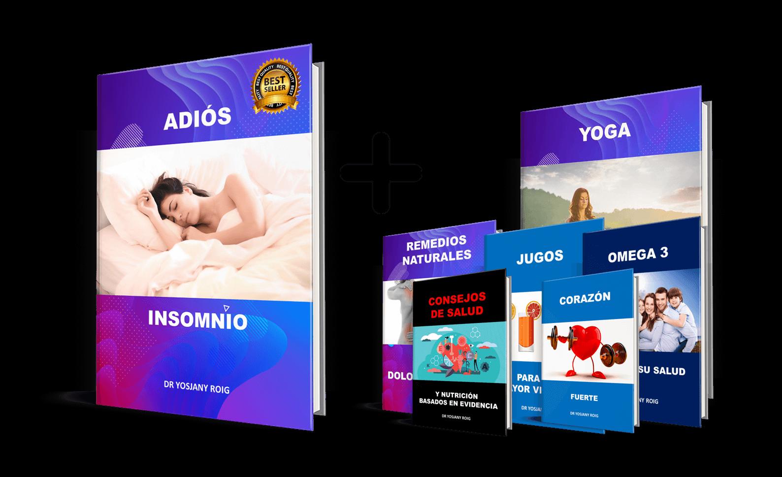 Adiós insomnio pack ebook