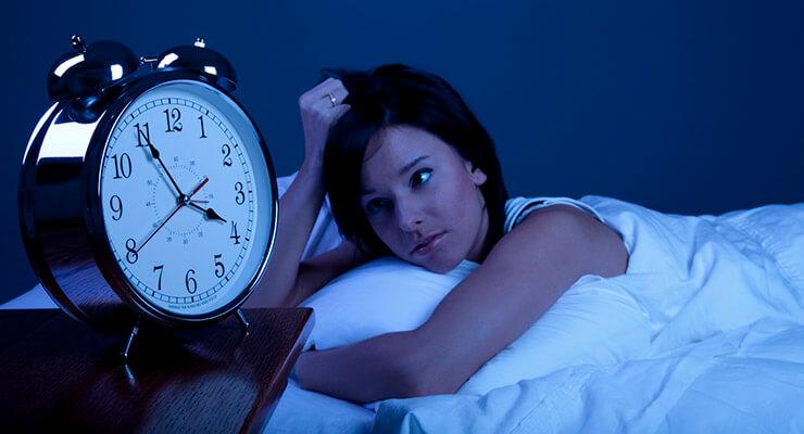 Tengo insomnio y no puedo dormir