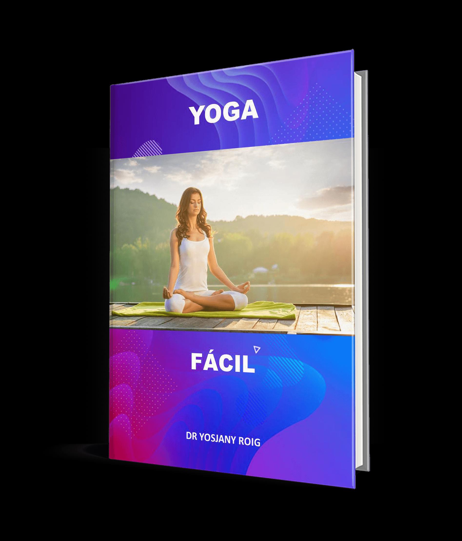 Yoga Fácil bono adiós insomnio